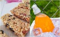 Еда и напитки: 12 продуктов питания на полках магазинов, которые напрасно считаются полезными