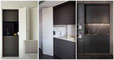 Идеи вашего дома: 5 идей скрытой кухни для квартир-студий и не только