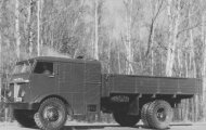 Автомобили: НАМИ-012: почему советский грузовик, который работал на дровах, так и не доехал до заказчика