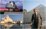 Архитектура: 5 архитектурных произведений легендарного модерниста Ио Мин Пея