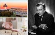 Архитектура: 5 проектов монументалиста Ээро Сааринена, у которого и здания, и мебель получались непревзойденными
