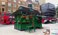 Архитектура: Что за зеленые стоят домики в исторической части Лондона, и почему к ним трепетно относятся таксисты