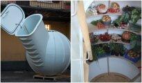 Архитектура: Сферический подземный холодильник произвел фурор в Европе, а у нас лишь посмеиваются над «изобретением»