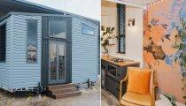 Архитектура: Крошечный, но вместительный дом в японском стиле площадью всего 14,4 кв м