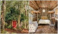 Архитектура: В британском лесу появилась копия домика Винни-Пуха, который можно снять на выходные