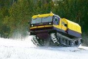 Автомобили: Когда мороз — не помеха: 5 вездеходов, которые были созданы для условий арктического климата