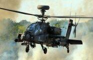 Автомобили: Многие считают AH-64 «Апач» лучшим вертолетом: что из себя представляет грозная машина