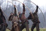 Общество: Почему во время сражений лучники стреляли залпом и как пополняли запасы дорогих стрел