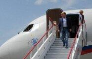 Автомобили: Борт номер один: на чем летает президент России Владимир Путин